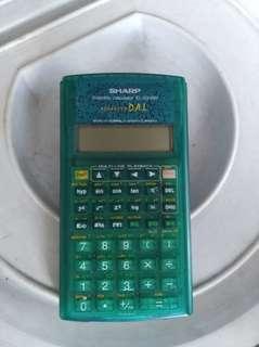 SHARP Scientific Calculator