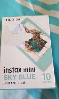 Instax Mini Sky Blue Films