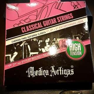 Medina Artigas 470H High Tension Classical Strings