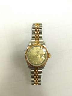 勞力士 Lady-datejust Model 69173