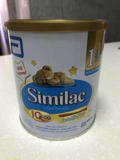 Milk formula for infants