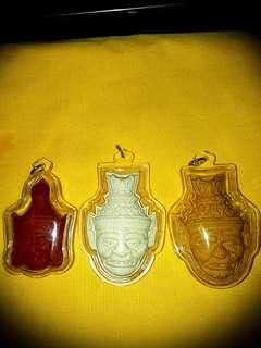 Promotion 3 lershi amulets