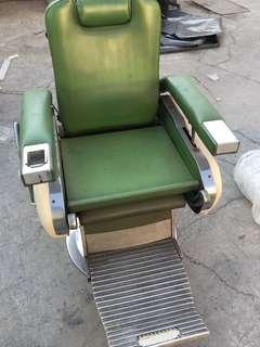 古董美髮椅