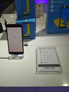 Samsung j4 bisa di cicil,proses cepat 3 menit