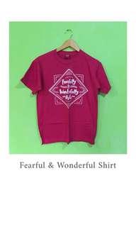 Fearful & Wonderful Shirt