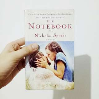 The Notebook - Nicholas Sparks P120