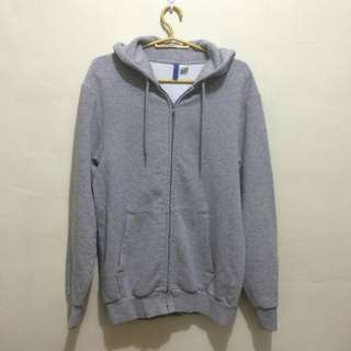 Brand New H&M Divided Gray Hoodie Sweater
