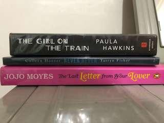 Random books. In good condition