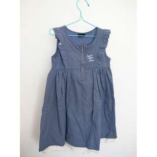 Calvin Klein dress; 4T (VGUC)
