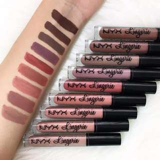 ✨CLEARANCE INSTOCK SALE : NYX LIP LINGERIE