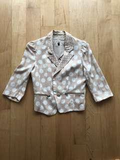Lily Polka Dot Jacket