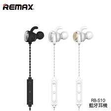 Remax RB-S10 Magnet Bluetooth Wireless Sports Earpiece Headset