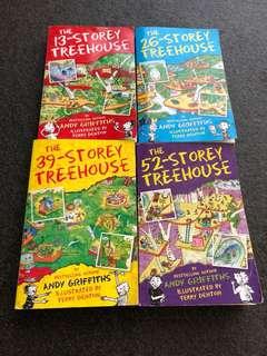The Treehouse Seris