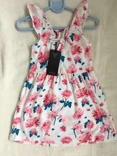 Guess Floral Cotton Dress