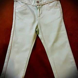 Authentic PERIWINKLE Mint Green Pants (Repriced)