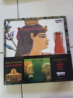 Cleopatras Palace book