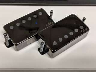 "EMG JH ""HET"" Set James Hetfield Metallica Signature Active Electric Guitar Pickups USA"