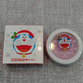 Apieu X Doraemon Pastel Blusher cosmetic makeup Japan Donki
