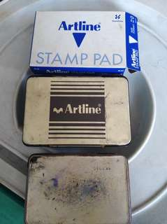 Artline Stamp Pad