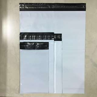 Special Pricing White Polymailers