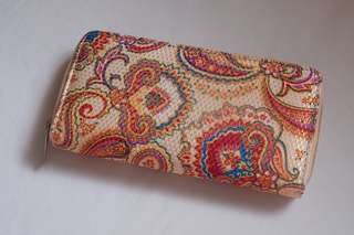 Quirky Printed Wallet