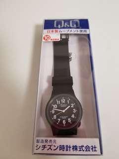日本星辰Citizen Q&Q 手錶 Watch