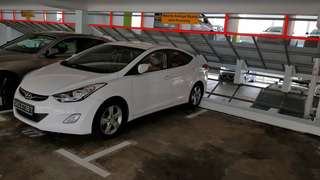 Relief driver needed hyundai elantra hougang area until november only