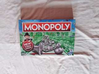 REPRICED: Brandnew & sealed Monopoly