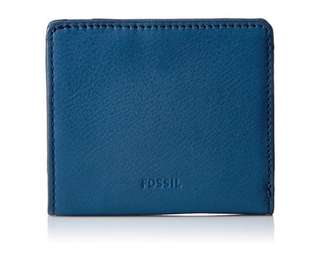 Authentic Fossil RFID Mini Wallet
