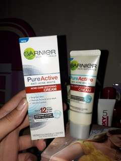 Garnier Pure Active Anti Acne - White CREAM