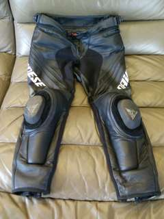 Dainese Delta Pro Evo C2 leather racing pants