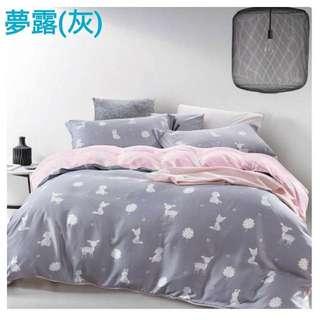 🚚 (特大床包三件式)頂級舒柔40支天絲 專櫃天絲 特大7尺枕套床包組 100%萊賽爾纖維~可挑款