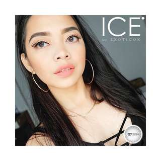 Softlens Ice Silver Ash Gray