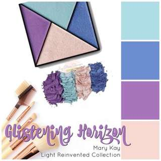 Limited EditionGlistening Horizon Eye Color Palette