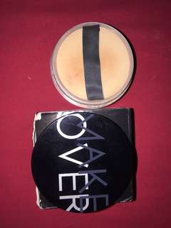 Silky Smooth Translucent Powder by Make Over