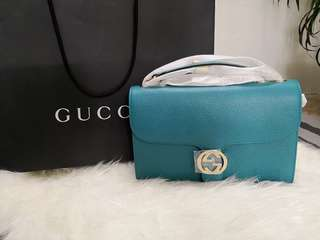 Gucci Leather Bags