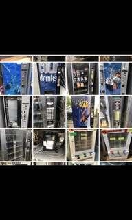 Vending Machine x 15