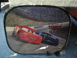 全新 迪士尼 Pixar 反斗車王3 Cars 3 汽車太陽檔