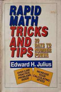 Rapid Math_Tricks and Tips