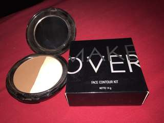 Face Contour Kit by Make Over