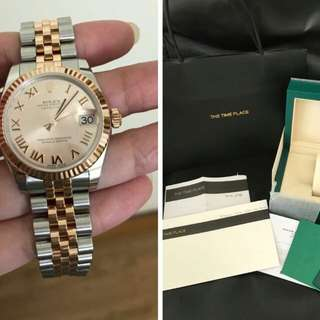 👉LIKE NEW - ROLEX Osyter Perpetual 2015#jj