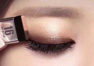 Os sixteen brand quick eyeshadow