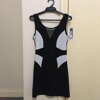 Black Night Dress