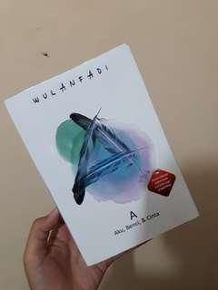 FREE ONGKIR- NOVEL A: AKU, BENCI, CINTA by Wulan Fadi