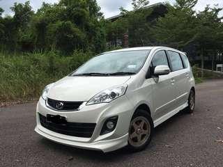 Perodua Alza 1.5 SE 2014