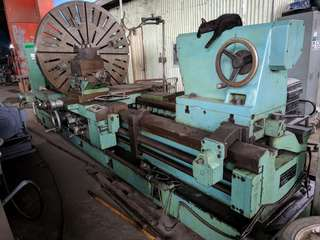 Lathe Machine (TUDA)