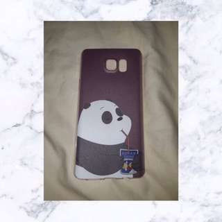 Galaxy Note 5 WE BARE BEARS Phone cases