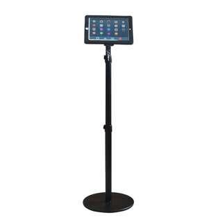 "9.7"" iPad floor Stand height adjustable Whatsapp:8778 1601"