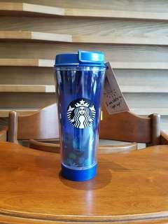 (6) Korean Starbucks Summer LED Tumbler