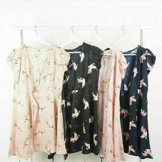 Sanvoa Kimoni dress